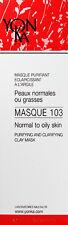 Yonka Clarifying Mask Masque 103 3.5oz(100ml)  BRAND NEW