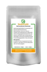 Waschsoda   Natriumcarbonat Na2CO3   Pulver   Wasch Soda   Natriumcarbonat