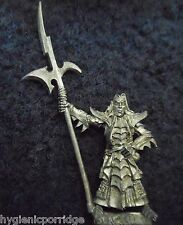 1999 Dark Elf Black Guard Of Naggarond 2 Games Workshop Elven Army Warhammer GW