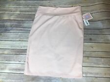 Lularoe Peach Pencil Cassie Skirt Sz XL NWT