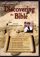 Discovering The Bible NEW DVD Documentary Educational Resource Teaching