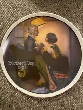 "Norman Rockwell ""After the Party� 8.5� Collector's Plate Special Edition"