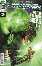 Hal Jordan et le Corps des Green Lantern #40 2016 VF/Presque comme neuf DC