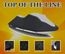 NEW Sea Doo GTX Deluxe JetSki Jet Ski PWC Cover 96 97 98 99 Black/Grey