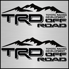 Toyota Tacoma TRD Off Road decal sticker 4x4 Sport racing BAJA tundra MOUNTAINS