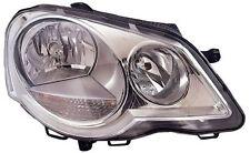 VOLKSWAGEN POLO 2005-2009 HEADLIGHT HEADLAMP DRIVER SIDE OFF SIDE RIGHT HAND RH