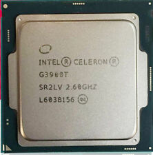 Intel Celeron Processor G3900T 2M Cache, 2.60 GHz Tested