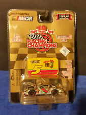 1999 Racing Champions Gold Chrome 1 of9,999 #5 Terry Labonte Kelloggs Corn Flake
