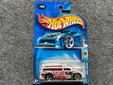 Dodge Caravan Roll Patrol Hot Wheels