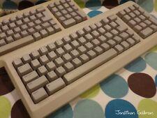Apple Keyboard for Macintosh 128k 512k 512ke Mac Plus Cable RARE Vintage M0110A