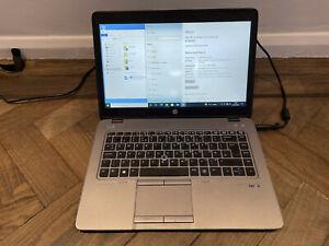 HP Elitebook 745 G2 Laptop AMD A10 Pro-7350B 8GB RAM 500GB HDD Webcam Windows 10