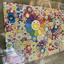 1000 Pieces Takashi Murakami Sunflower Flower Jigsaw puzzle Children Anniversary