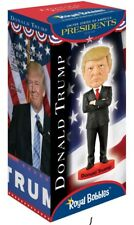 "Royal Bobbles Donald Trump 8"" LIMITED EDITION BOBBLEHEADS--USA Presidents Series"