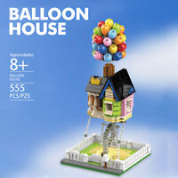LEGO Architecture Flying Balloon House City Building Blocks 555pcs Creator House