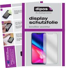 2x Cubot P20 Schutzfolie klar Displayschutzfolie Folie Display Schutz dipos