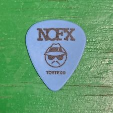 Nofx El Hefe Aaron Abeyta Official Tour Guitar Pick 2018 Plectrum Punk