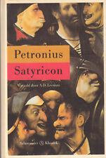 PETRONIUS - SATYRICON (SALAMANDER KLASSIEK)