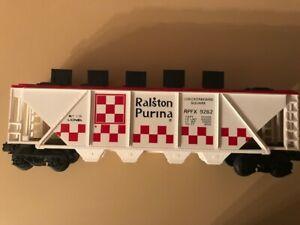 Lionel 6-9262 Ralston Purina Hopper 1975 MIB low starting price & No Reserve !