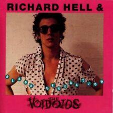 Richard Hell & The Voidoids - Blank Generation NEW CD