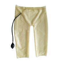 Latex Wäsche Gummi Boxer Sexy Mittel Taille Underhose Cosplay Shorts S-XXL 0.4mm