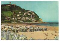 san sebastian  , la plage d'ondarreta