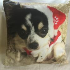 GOERGY CHRISTMAS SCATTER CUSHION ( 18 X 18 INCHES )