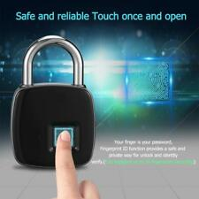 Anytek P3 Smart Fingerprint Lock Waterproof Keyless Padlock Suitcase Door Lock