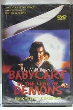 baby cart in the land of demons widescreen ntsc import dvd