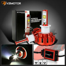 Cree MK-R LED Headlight Bulbs 12V 20W 6000K H3 Pair Converson Kit