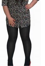 120D Opaque Full Foot Stretchy Winter Pantyhose XL! 4 colors available!