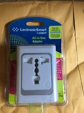 Lectronic Smart Lectronic Smart Ls1adr All-In-One Adapter With Built-In Usb Por