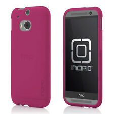 NEW INCIPIO NGP PROTECTIVE CASE COVER FOR HTC ONE M8 TRANSLUCENT PINK HT-400-PNK