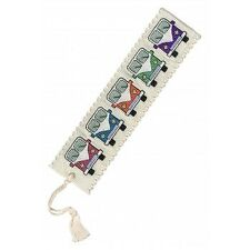 Campervans Bookmark Counted Cross Stitch Kit by Textile Heritage