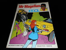 Ghion / Vanam : Mr Magellan : I.T.O EO Dargaud souple 1970