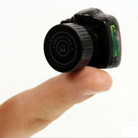 Y2000 Camera Camcorder Mini Video Recorder DVR Hidden Pinhole Web Cam High pixel