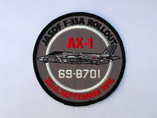 JASDF F-35A first aircraft (AX-1) Roll Out patch, VERY RARE!