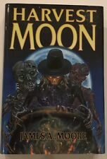 Harvest Moon By James A. Moore OOP Signed Ltd 1st Edition