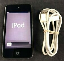 Apple iPod Touch Model A1367 Black 8GB 4th Generation In Great Shape!