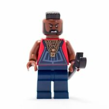 LEGO A-Team B.A BARACUS (MR T) Minifigure - From 71251 Dimensions