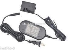 ACK-E10 power supply+DR-E10 LP-E10 dummy battery for Canon EOS 1500D 1200D 1300D