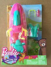 Barbie Camping Fun Water Ride New