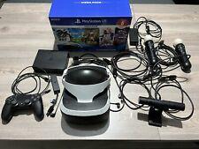 Sony Playstation VR Megapack 3   VR Brille   Kamera   PS 5 Adapter   Ohne Spiele