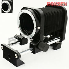 Macro Extension Bellows for Sony Alpha Minolta AF Mount Camera A77 II A99 A580