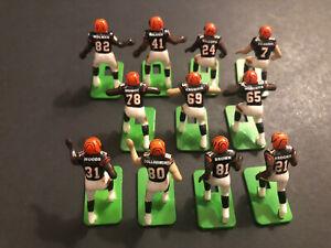 Electric football Players Cincinnati Bengals Dark Jerseys- 11 Players