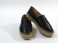 CHANEL Leather Espadrilles for Women
