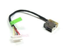 Netzbuchse kompatibel für HP 15-AC 15-AF 14-AC, Netzbuchse Strombuchse DC Jack