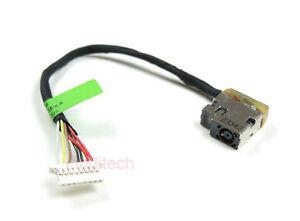 Netzbuchse kompatibel für HP 250 G5 255 G5  Netzteibuchse  Strombuchse DC Jack