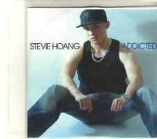 (DT239) Stevie Hoang, Addicted - DJ CD