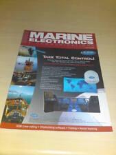 MARINE ELECTRONICS June-July 2009 vol 3 issue 3