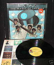 "BLUE MAGIC ""THE MAGIC OF THE BLUE"" ATCO LP IN SHRINK"